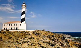 Lighthouse, Menorca Stock Photography