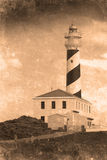 Lighthouse Menorca Stock Image