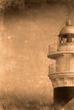 Lighthouse Menorca Stock Image