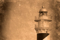 Lighthouse Menorca Royalty Free Stock Photos