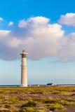 Lighthouse - Morro Jable, Fuerteventura, Spain Stock Photo