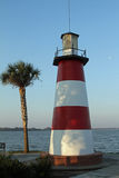 Lighthouse in Mount Dora Florida Stock Image