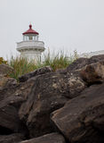 The Lighthouse at Mukilteo Stock Photo