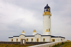 Lighthouse Mull of Galloway Stock Photography