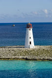 Lighthouse in Nassau, Bahamas Royalty Free Stock Photo