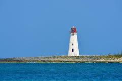 Lighthouse in Nassau - Bahamas Royalty Free Stock Images