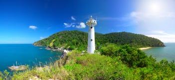 Lighthouse and National Park of Koh Lanta, Krabi, stock images