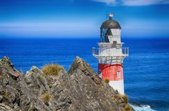 Lighthouse, Navigation, Beacon Royalty Free Stock Photos