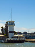 The Lighthouse near Pier 39 Royalty Free Stock Photography