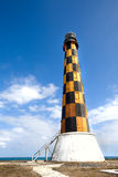 Lighthouse near sea Stock Image