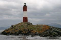 Lighthouse near Ushuaia, Argentina Royalty Free Stock Image