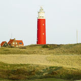 Lighthouse, Netherlands Stock Photography
