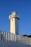 Lighthouse new in Puerto Morelos Mayan Riviera Royalty Free Stock Photo