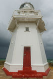 Lighthouse, New Zealand. Lighthouse in the Catlins, South Island in New Zealand Royalty Free Stock Photos