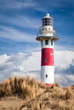 Lighthouse in Nieuwpoort. Royalty Free Stock Photography