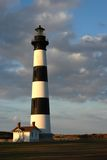 Lighthouse No. 2. Bodie Island Lighthouse, Outer Banks of North Carolina royalty free stock photography