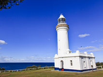 LightHouse Nolah Head Hor Royalty Free Stock Photos