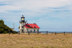 Lighthouse Northern California Royalty Free Stock Photos