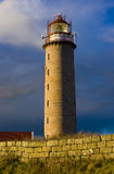 Lighthouse, Norway. Lighthouse at Lista in Norway Royalty Free Stock Photo
