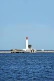 Lighthouse in Odessa, Ukraine Stock Image