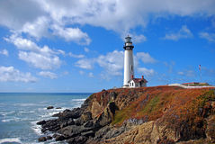 Free Lighthouse On A Cloudy Day Stock Images - 3315584