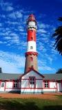 Lighthouse Swakopmund edit stock photos