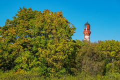 Lighthouse. Paldiski, Estonia Stock Photo