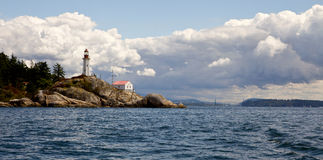 Lighthouse park, Vancouver Royalty Free Stock Photo