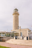 Lighthouse Patras, Peloponnese, Greece royalty free stock images