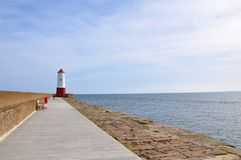 A lighthouse Stock Photo