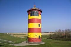 Lighthouse Pilsum Royalty Free Stock Photos