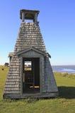 Lighthouse through playhouse Stock Photos