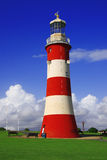 Lighthouse, Plymouth, UK Royalty Free Stock Images