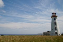 Lighthouse Lookout royalty free stock photography