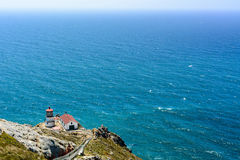 Lighthouse at Point Reyes National Seashore stock photos