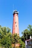 Lighthouse, Poland Stock Images