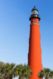 Lighthouse at Ponce Inlet Royalty Free Stock Images