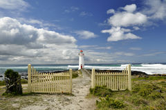 Lighthouse at Port Fairy Stock Photography