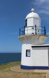 Lighthouse at Port Macquarie Australia Royalty Free Stock Images