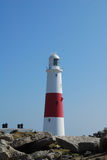Lighthouse at Portland Royalty Free Stock Photography