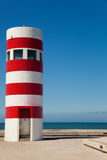 Lighthouse of Porto Stock Photos