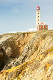 Lighthouse, Portugal Royalty Free Stock Photos