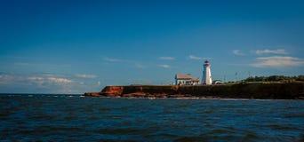 Lighthouse prince edward island Stock Images