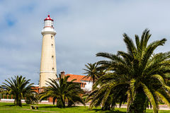 Lighthouse in Punta del Este. Maldonado, Uruguay Stock Photos