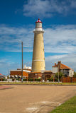 Lighthouse in Punta del Este Royalty Free Stock Photography