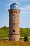 lighthouse Putgarten Stock Photo