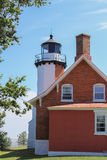 Lighthouse - Red Brick Royalty Free Stock Photography