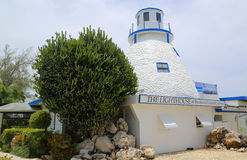 The Lighthouse restaurant at Breakers Grand Cayman Royalty Free Stock Images