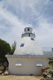 The Lighthouse restaurant at Breakers Grand Cayman Stock Image