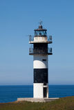 Lighthouse of Ribadeo Royalty Free Stock Photos